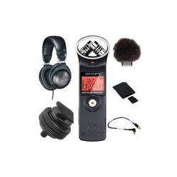 Zoom H1 On-Camera DSLR Audio Kit H1 B&H Photo Video