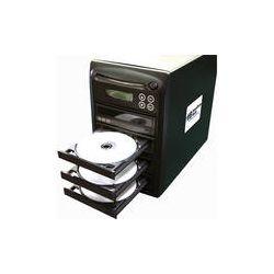Hamilton Buhl 1:3 CD/DVD Duplicator with LCD Screen HB123 B&H