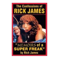 Booktopia - Confessions of Rick James, Memoirs of a Super Freak by Rick James, 9780979097638. Buy this book online.