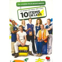 10 Items Or Less - Seasons 1 & 2 10 Items Or Less DVD - 10 Items Or Less at BuyCDNow Canada