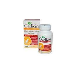 Nature's Way, Garlicin, Odor-Free Garlic, 180 Enteric-Coated Tablets - iHerb.com