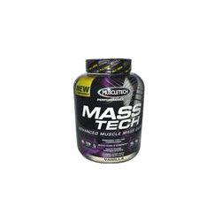 Muscletech, Mass-Tech, Advanced Muscle Mass Gainer, Vanilla, 7 lbs (3.2 kg) - iHerb.com