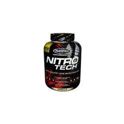 Muscletech, Nitro-Tech, Performance Series, Vanilla, 4 lbs (1.8 kg) - iHerb.com