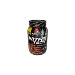Muscletech, Nitro-Tech, Whey Isolate + Lean Musclebuilder, Milk Chocolate, 2.0 lbs (907 g) - iHerb.com