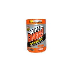 Labrada Nutrition, SuperCharge! Xtreme 4.0, Pre-Workout, Orange Flavor, 1.76 lbs (800 g) - iHerb.com