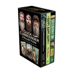 Booktopia - Duck Commander Collection, Duck Commander Family; Happy, Happy, Happy; And Si-Cology 1 by Willie Robertson, 9781476763392. Buy this book online.