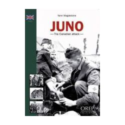 Booktopia - Juno Beach - The Canadian Assault, the Canadian Attack by Yann Thomas, 9782815100380. Buy this book online.