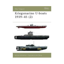 Booktopia - Kriegsmarine U-boats, 1939-45, v. 2 by Gordon Williamson, 9781841763644. Buy this book online.