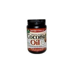 Jarrow Formulas, Certified Organic Coconut Oil, Expeller Pressed, 32 oz (908 g) - iHerb.com