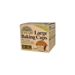 If You Care, Large Baking Cups, 60 Cups, 2 1/2 in (6.35 cm) Each - iHerb.com