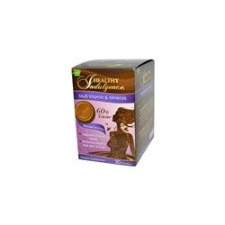 Hero Nutritional Products, Healthy Indulgence, Daily Wellness, Multi-Vitamins & Minerals, Rich Dark Chocolate, 30 Medallions - iHerb.com