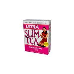 Hobe Labs, Super Herbal Ultra Slim Tea, 24 Herbal Tea Bags, 1.69 oz (48 g) - iHerb.com
