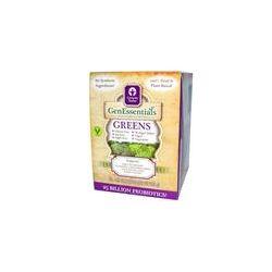 Genesis Today, GenEssentials Greens, 15 Packets, 0.5 oz Each - iHerb.com