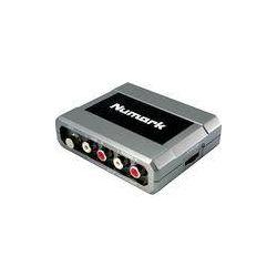 Numark Stereo iO - USB Computer Audio DJ Interface STEREO/IO B&H