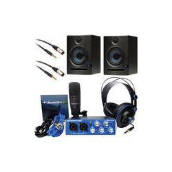 PreSonus AudioBox Studio Set and Eris E5 Monitor Kit B&H Photo