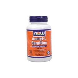 Acetyl-L Carnitine 500 mg - 200 Caps - Code 0084