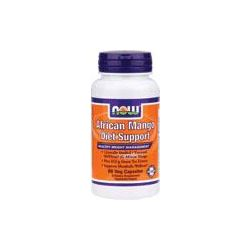 AFRICAN MANGO DIET SUPPORT 60 VCAPS - NOW FOODS