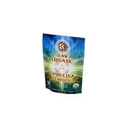 Earth Circle Organics, Spirulina Powder, Raw, Organic, 4 oz (113 g) - iHerb.com