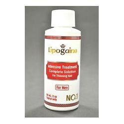 Lipogaine for Men 60ml 2oz 1 Bottle Intensive Hair Regrowth Treatment | eBay