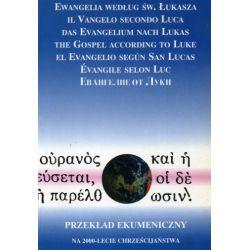 Ewangelia Łukasza w siedmiu językach