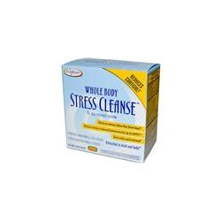 Enzymatic Therapy, Whole Body Stress Cleanse, 10-Day Renewal System, 2 Piece System