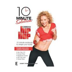 10 Minute Solution on DVD.