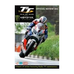 2012 TT Isle of Man Review on DVD.
