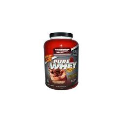 Champion Nutrition, Pure Whey Protein Stack, Chocolate, 5 lbs (2.27 kg)