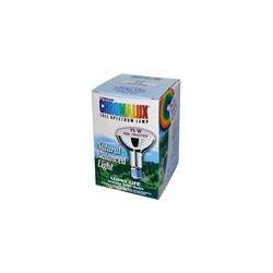 Chromalux, Lumiram, Full Spectrum Lamp, Frosted, 75W R30, 1 Bulb