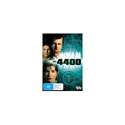 4400; S1 Jacqueline Mckenzie, Sci-Fi, DVD