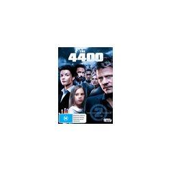 4400; S2 Jacqueline Mckenzie, Sci-Fi, DVD