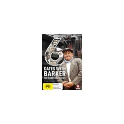 6 Dates With Barker; Complete Series Ronnie Barker, Comedy, DVD