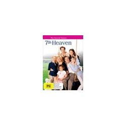 7th Heaven; S2 Stephen Collins, Drama, DVD