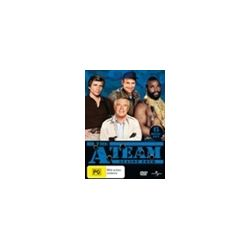 A Team; S4 George Peppard, Action, DVD