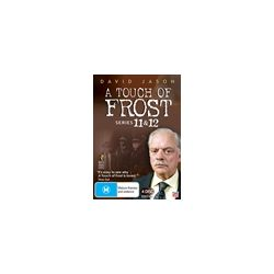 A Touch Of Frost; S11 And S12 David Jason, Drama, DVD