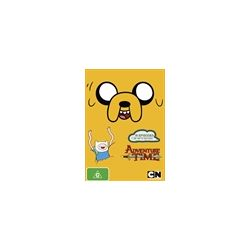 Adventure Time; Collection 2 - It Came From The Nightosphere Voices; Jeremy Shada, Animated, DVD