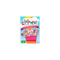 Adventures In Lalaloopsy Land: The Search For Pillow Childrens, Animated, DVD