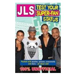 JLS, Test Your Super-Fan Status by Tracey Turner, 9781907151828.