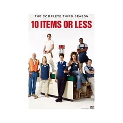 10 Items Or Less: The Complete Third Season (DVD 2009)