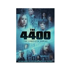 4400, The: The Complete Series (DVD)
