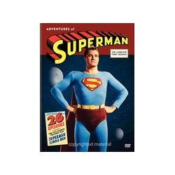 Adventures Of Superman, The: The Complete Seasons 1 - 6 (DVD 1952)