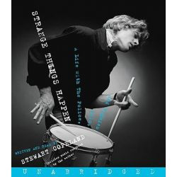 Strange Things Happen, A Life with The Police, Polo, and Pygmies Audio Book (Audio CD) by Stewart Copeland, 9780061994692. Buy the audio book online.