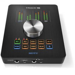 MOTU Track16 - Desktop Studio FireWire/USB 2.0 Interface 8440
