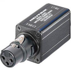 Neutrik NADITBNC-FX Digital Impedance Transformer NADITBNC-FX