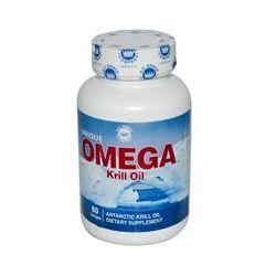 A.C. Grace Company, Unique Omega Krill Oil, 60 Softgels