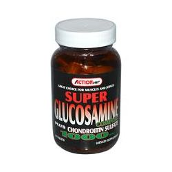 Action Labs, Super Glucosamine Complex, Plus Chondroitin Sulfate, 1000 mg, 60 Tablets