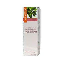 Alaffia, Skin Renewal Face Cream, Baobab & Shea Butter, 2.3 oz (68 ml)