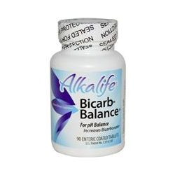 Alkalife, Bicarb-Balance, 90 Enteric Coated Tablets
