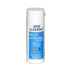 Alkazone, pH Test Strips for Water, 50 Test Strips