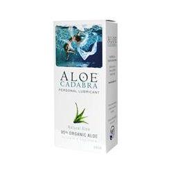 Aloe Cadabra, Personal Lubricant, Natural Aloe, 2.5 oz